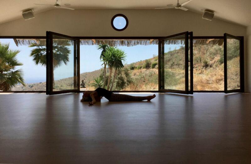 Yoga Retreat Spain Malaga August 2020 Fierce Grace